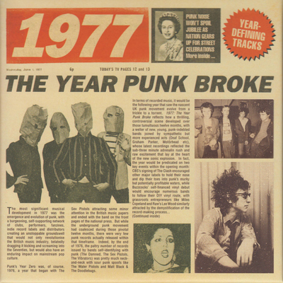 1977: The Year Punk Broke