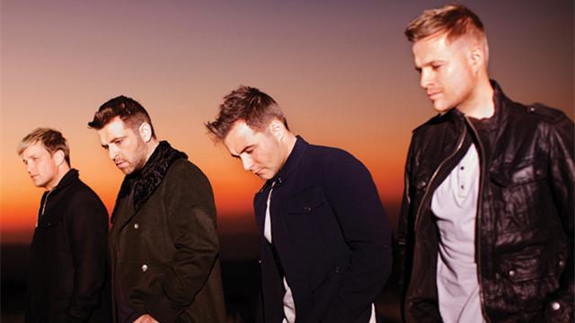 Westlife经典歌曲《You Raise Me Up》